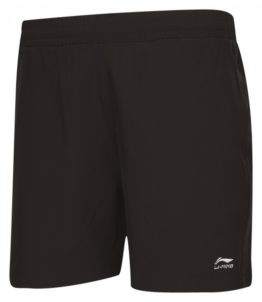 "Damen Sport-Short ""Classic Line"" schwarz - AAPJ166-2"