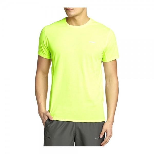 Laufshirt Running Shirt unisex gelb - ATSK041-1