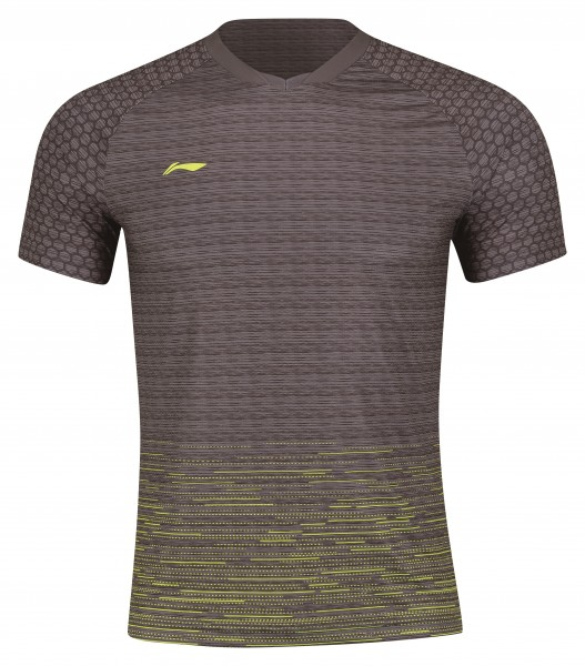 Herren Sportshirt Steel Men grey - AAYN315-1