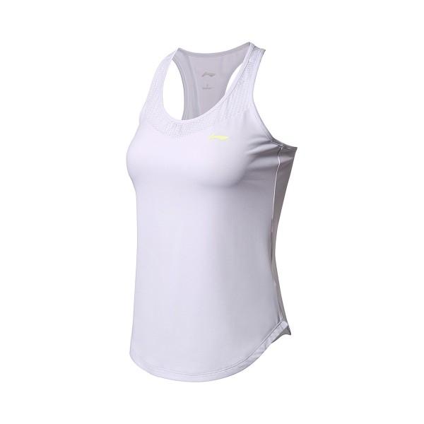 Damen Fitness Tank Top weiß - AVSN008-1
