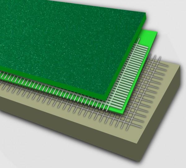 Li-Ning Universal-Spielfeldmatte Court Mat CT15 - AXKJ002-1