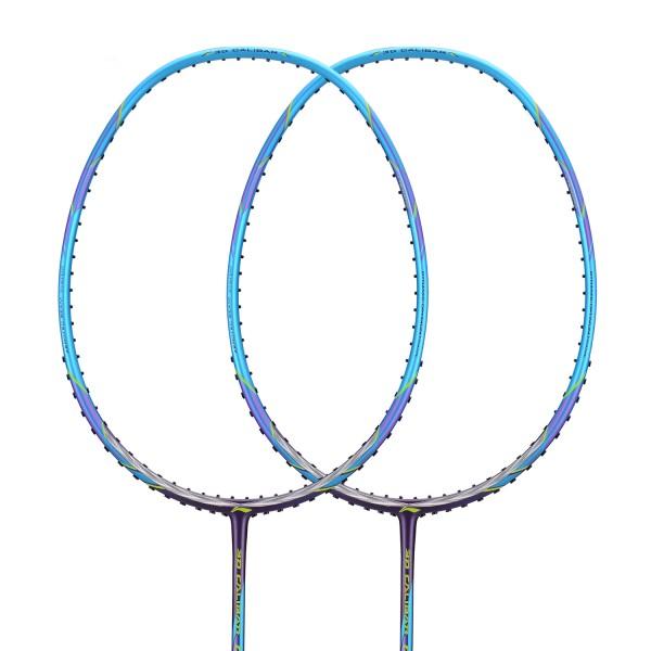 Badmintonschläger 3D Calibar 001 Drive unbespannt - AYPP008-1