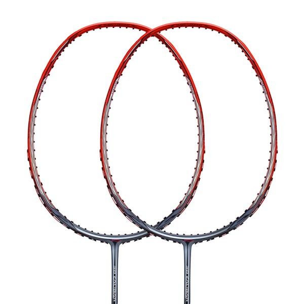 Badmintonschläger 3D Calibar 900 Boost unbespannt - AYPM428-1