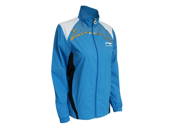 Damen Trainingsjacke blau - AYYF064-1