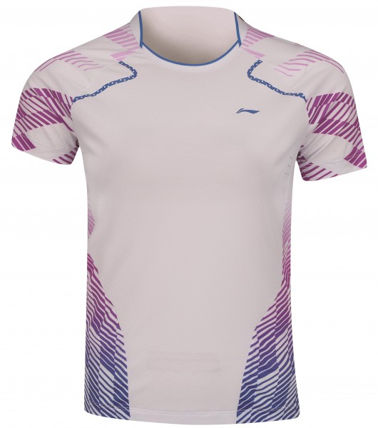"Herren Sportshirt ""White Smooth"" - AAYN035-4"