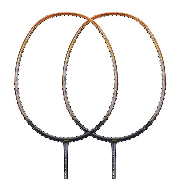 Badmintonschläger 3D Calibar 600 Drive unbespannt - AYPP016-1