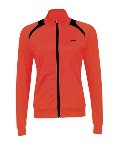 AWDK174-3 Trainingsanzug Jacket Women Red