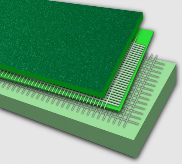 Li-Ning Top-Spielfeldmatte Court Mat CT35 - AXKE014-1