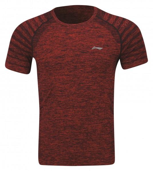 Unisex Sportshirt Seamless Double Pack rot - ATSP145-1